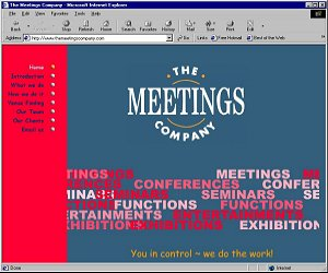 The Meetings Company Website